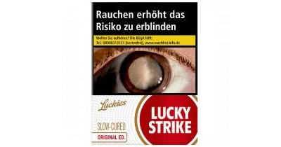 Lucky Strike Slow-cured
