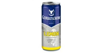 Gorbatschow<br/>Lemon-Wodka