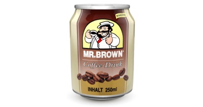 Mr. Brown Coffee-Drink