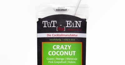 Crazy Coconut - 300ml