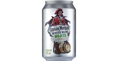 Captain Morgan - Mojito
